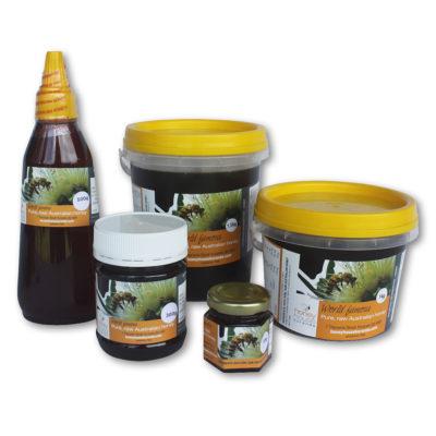 Premium Table Honeys