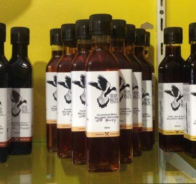 Balsamic Honey Vinegars
